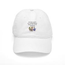 jewish yiddish wisdom Baseball Cap