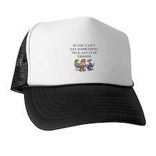 jewish yiddish wisdom Trucker Hat