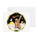 Night Flight/Golen #1B Greeting Cards (Pk of 10)
