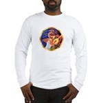 Angel3/Am Eskimo #3 Long Sleeve T-Shirt