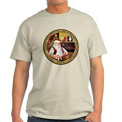 Santa's American Eskimo #5 T-Shirt
