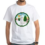 Take Off1/Am Eskimo #5 White T-Shirt