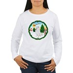 Take Off1/Am Eskimo #5 Women's Long Sleeve T-Shirt