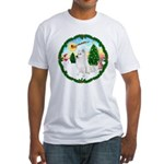 Take Off1/Am Eskimo #5 Fitted T-Shirt