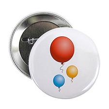 """Party Balloons 2.25"""" Button"""
