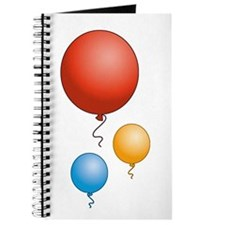 Party Balloons Journal
