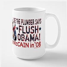 Flush Obama says Joe Mug