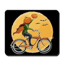 Pumpkin Delivery Mousepad