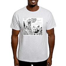 Native American Homeland secu T-Shirt