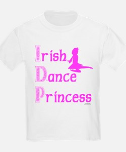 Irish Dance Princess - T-Shirt