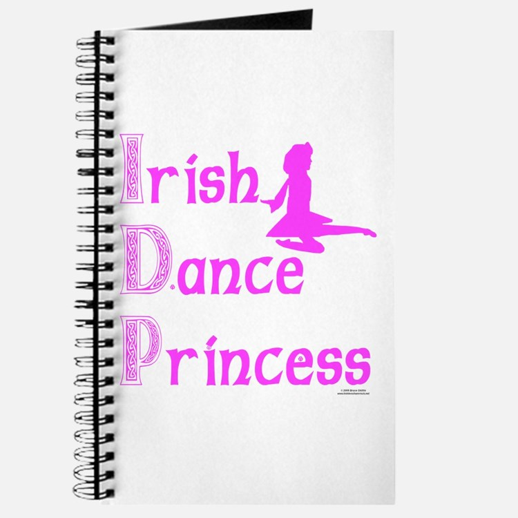Irish Dance Princess - Feis Journal