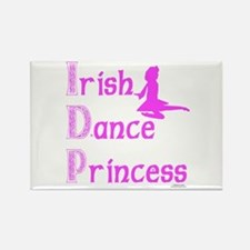 Irish Dance Princess - Rectangle Magnet