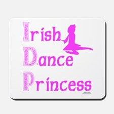 Irish Dance Princess - Mousepad