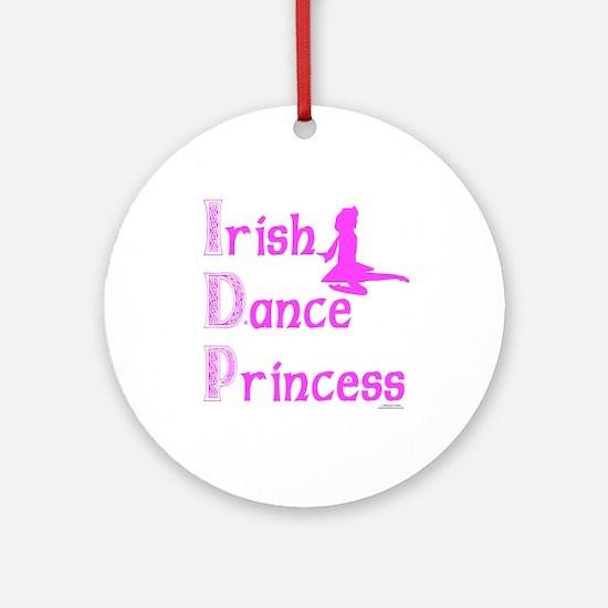 Irish Dance Princess - Ornament (Round)