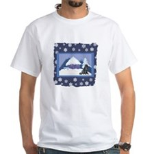 Snowflake Pekingese Shirt