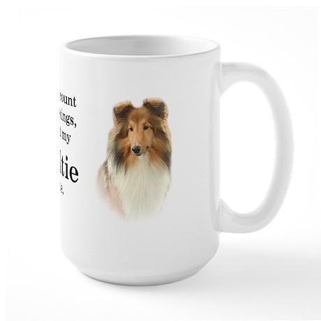 Gracie's Blessing Large Mug
