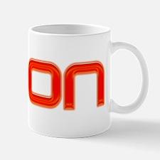 Red Scion Wrap-Around Mug