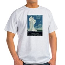 Yellowstone Park T-Shirt