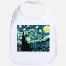 Van Gogh Starry Night Bib