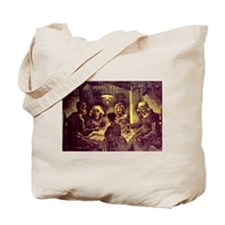 Van Gogh Potato Eaters Tote Bag