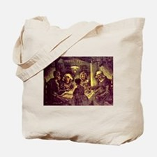 Van Gogh Potato Eaters Tote Bag