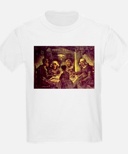 Van Gogh Potato Eaters T-Shirt