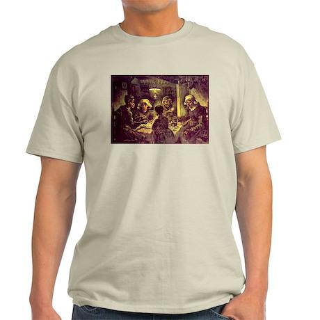 Van Gogh Potato Eaters Light T-Shirt