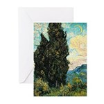 Cypress Tree Greeting Cards (Pk of 20)