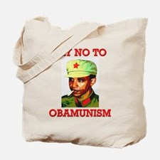 Obamunism Tote Bag