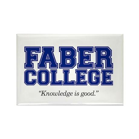 FABER COLLEGE - Refrigerator Magnet (10 pack)