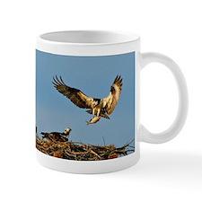 Osprey Bringing Fish Mug