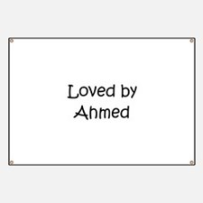 Unique Ahmed Banner
