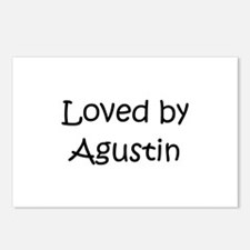 Cute Agustin Postcards (Package of 8)