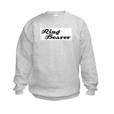 Ring Bearer Kids Sweatshirt