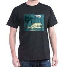 Collateral Damage-Rights T-Shirt