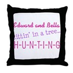 Edward and Bella... Throw Pillow