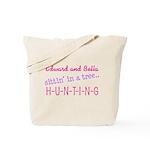 Edward and Bella... Tote Bag