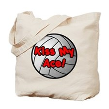 Kiss My Ace! - Tote Bag