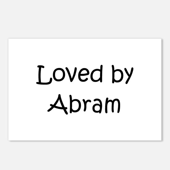 Cute Abram Postcards (Package of 8)