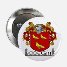 """McGill Coat of Arms 2.25"""" Button (10 pack)"""