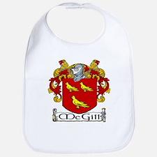 McGill Coat of Arms Bib