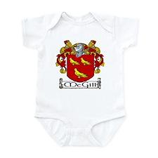 McGill Coat of Arms Infant Bodysuit