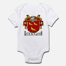 McGill Coat of Arms Infant Bodysuit