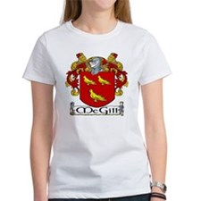 McGill Coat of Arms Tee