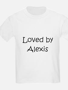 Cute Alexis T-Shirt