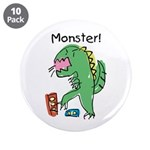 T-Rex Monster Child Art 3.5