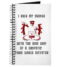 """Admin Dictator"" Journal"