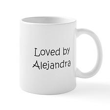 Cute Alejandra Mug