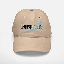 Jewish Girls Do It Better! Baseball Baseball Cap