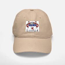 Jennings Coat of Arms Baseball Baseball Baseball Cap